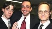 Drama Desk Awards 2005 - Christian Borle - Hank Azaria - David Hyde Pierce