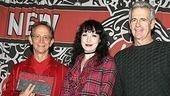 Chicago 10th Anniversary DVD/CD Signing - Joel Grey - Bebe Neuwirth - James Naughton