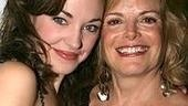 Photo Op - Grease Opening - Laura Osnes - Carole Demas