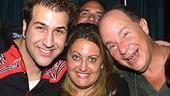 Hairspray Opening - Joey Fatone - Carrie Friedman - Richard Kornberg