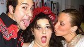 Hairspray Opening - Joey Fatone - Marissa Jaret Winokur - Deborah Gibson