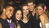 Hairspray Opening - Kamilah Martin - Shoshana Bean - Katherine Leonard - Matthew Morrison - Kerry Butler