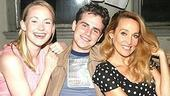 The Graduate Tour Rehearsal - Devon Sorvari - Rider Strong - Jerry Hall