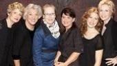 Meryl Streep at Love, Loss and What I Wore – Mary Louise Wilson – Tyne Daly – Meryl Streep – Mary Birdsong – Lisa Joyce – Jane Lynch