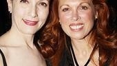 Addams Family Chicago opening – Bebe Neuwirth – Carolee Carmello
