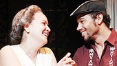 In the Heights - Show Photos - Corbin Bleu - Olga Merediz