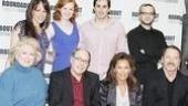 Sondheim on Sondheim Meet and Greet - Barbara Cook - Leslie Kritzer - Erin Mackey - Matthew Scott - Euan Morton - Tom Wopat - Vanessa Williams - James Lapine