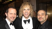 2010 Tony Awards Red Carpet – Rob Ashford – David Byran – Joe DiPietro