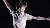 Jacob Clemente as Billy in Billy Elliot.