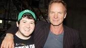 Sting Idiot – Sting – Brian Charles Johnson