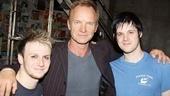 Idiot Sting – Gerard Canonico  - Sting  - Michael Esper