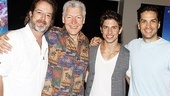 Priscilla Meet – C.  David Johnson – Tony Sheldon – Nick Adams – Will Swenson