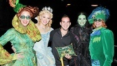 Wicked 5 Millionth Audience Member – Briana Yacavone - Katie Rose Clarke – Brett LaTorre - Mandy Gonzalez – Jonathan Warren