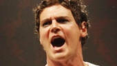 Benjamin Walker as Andrew Jackson in Bloody Bloody Andrew Jackson.