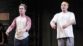 Show Photos - A Life in the Theatre - T.R. Knight - Patrick Stewart