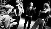 Backstage with Brief Encounter – Tristan Sturrock –– Hannah Yelland - Dorothy Atkinson – Joseph Alessi – Gabriel Ebert - Annette McLaughlin -