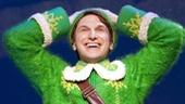 Sebastian Arcelus as Buddy in Elf.