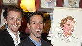 Jason Danieley Sardi's Caricature – Romain Fruge – Jason Danieley