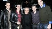 Jersey Boys Fifth Anniversary – Matt Bogart – Dominic Nolfi – Frankie Valli – Jarrod Spector – Ryan Jesse