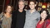 Jersey Boys at Sardi's – Lisa Gaudio – Bob Gaudio – Ryan Jesse – Danielle Gaudio