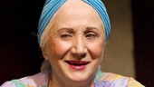 Olympia Dukakis as Flora Goforth in The Milk Train Doesn't Stop Here Anymore.