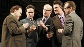 Show Photos - That Championship Season - Brian Cox - Jason Patric - Jim Gaffigan - Chris Noth - Kiefer Sutherland