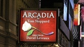 Arcadia opens - marquee