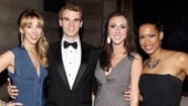 Catch Me If You Can Opening Night – Sara Andreas – Jay Armstrong Johnson – Kristin Piro – Kearran Giovanni