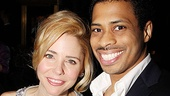 Catch Me If You Can Opening Night – Kerry Butler – Chester Gregory