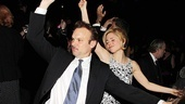 Catch Me If You Can Opening Night – Norbert Leo Butz – Kerry Butler