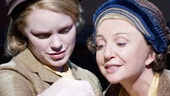 Megan Reinking and Donna Murphy as Donna Murphy in People in the Picture.