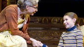 Donna Murphy as Bubbie and Rachel Resheff as Jenny in People in the Picture.