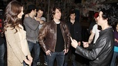 Tom Cruise at American Idiot – Katie Holmes – Tom Cruise – Billie Joe Armstrong 2