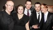 Jerusalem opens – Alan David- Charlotte Mills – Barry Sloane  Harvey Robinson – Mackenzie Crook