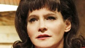 Jennifer Jason Leigh as Bunny Flingus in The House of Blue Leaves.