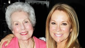 Kathie Lee Gifford at Catch Me If You Can – Kathie Lee Gifford – mother Joan Epstein