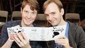 Mormon signing – Justin Bohon – Scott Barnhardt