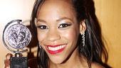 2011 Tony Awards Winners Circle – Nikki M. James