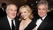 2011 Tony Awards Red Carpet – John Kander - Susan Stroman - David Thompson