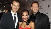 2011 Tony Awards Red Carpet – Matt Stone - Nikki M. James - Trey Parker