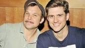 Catch Me If You Can CD Signing – Norbert Leo Butz – Aaron Tveit