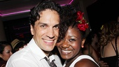 Hair Opening Night 2011 – Will Swenson – Phyre Hawkins