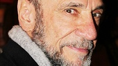 Venus in Fur Broadway Opening Night – F. Murray Abraham