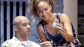 Show Photos - Stick Fly - Ruben Santiago-Hudson - Tracie Thoms