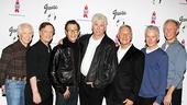 2011 <i>Gypsy of the Year</i> - Don Billett – Daniel Douglas – Alan Paul – Barry Bostwick – Walter Bobbie – James Canning – Tom Harris