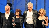 2011 <i>Gypsy of the Year</i> - Walter Bobbie – Adrienne Barbeau – Barry Bostwick – Carole Demas