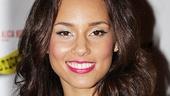 <i>Stick Fly</i> Opening Night – Alicia Keys