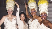 Gloria Estefan at Priscilla – Gloria Estefan – Lisa Howard – Jacqueline B. Arnold – Anastacia McCleskey