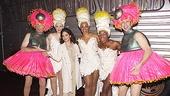 Gloria Estefan at Priscilla – Scott Shannon – Lisa Howard – Gloria Estefan – Jacqueline B. Arnold – Anastacia McCleskey – Todd Pettengill