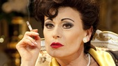 Tracie Bennett as Judy Garland in End of the Rainbow.